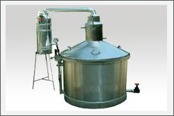 锅炉蒸汽式酿酒设备