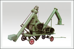 JFS-2235对辊式绞笼粉碎机